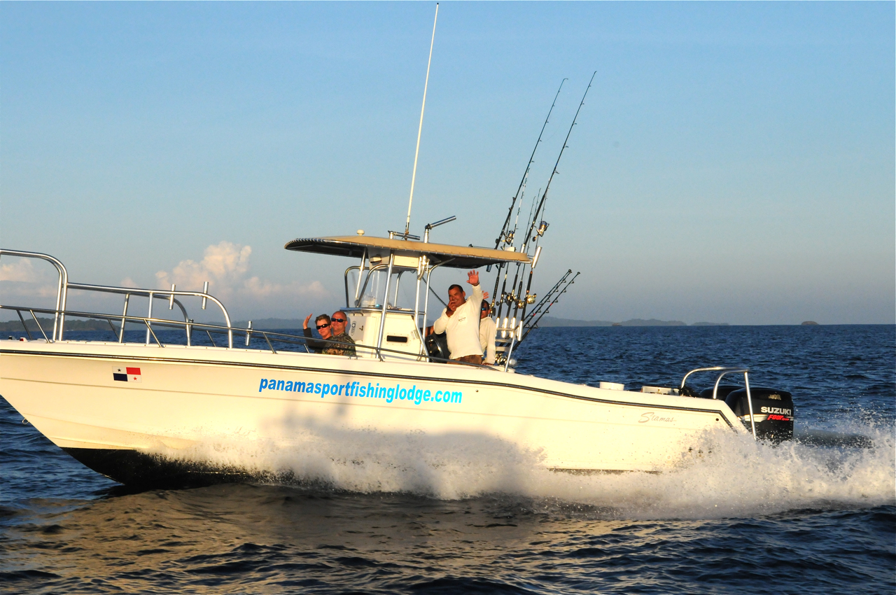 Deep sea fishing boat manufacturers for Off shore fishing boats